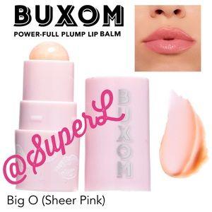 3/$15 Buxom POWER PLUMP LIP BALM Primer Lipstick